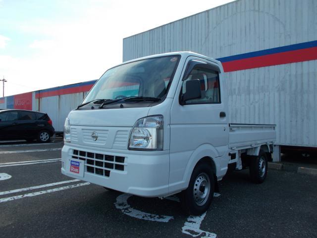 日産 DX 【AT・4WD】
