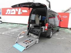 NV350キャラバンバンチェアキャブC仕様10人車椅子固定装置1基 リフター付