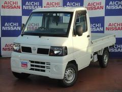 クリッパートラックSD 【4WD パワステ エアバッグ 5速マニュアル】