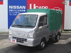 NT100クリッパートラックDX 荷台幌付