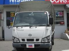 アトラストラック20  ディ−ゼル 幌付き リヤWタイヤ