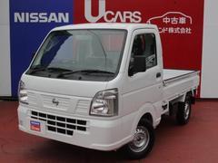 NT100クリッパートラックDX 農繁仕様 4WD 登録済み未使用車