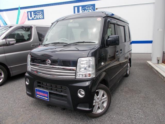 日産 G ターボ HR  4WD ナビ+フルセグTV