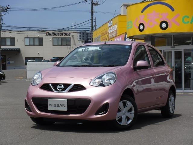 マーチ(日産) X FOUR 中古車画像