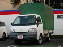 バネットトラックトラックDX 1.0トン スーパーローロング 5MT 幌付