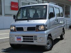 クリッパーバンDX 4WD 5速MT