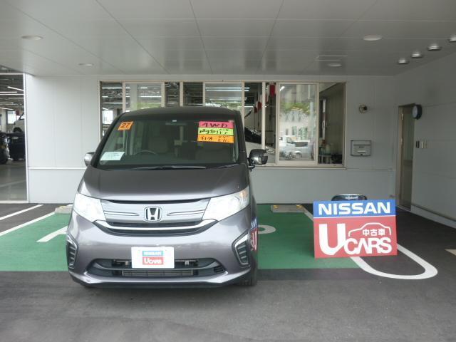 ホンダ G 4WD ナビ ETC キーレスエントリー