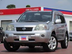 エクストレイルXtt 4WD 車検整備2年付