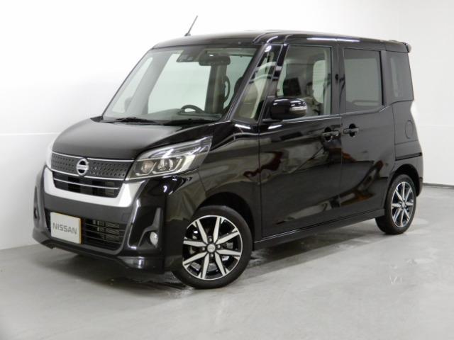 日産 ハイウェイスターX Gパッケージ 4WD ナビ TV