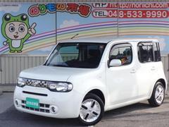 キューブ15X インディゴ+プラズマ ★HDDナビ・ETC★