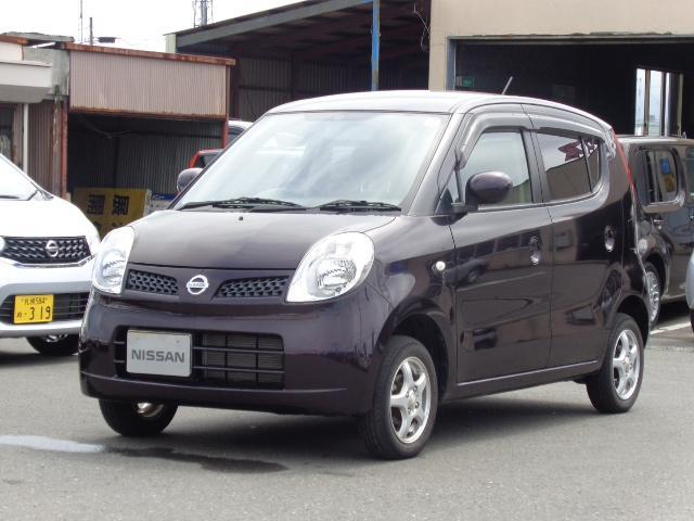 日産 E FOUR ショコラティエ 4WD