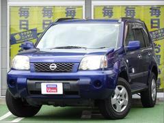 エクストレイルS  4WD★三菱SDナビ/地デジ バックモニター