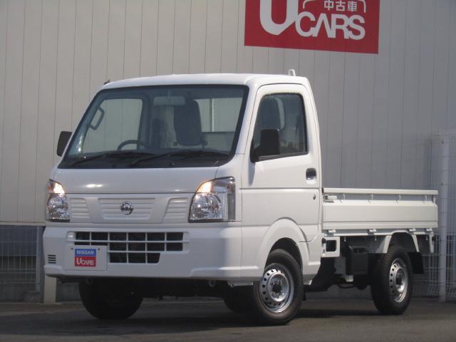 日産 DX 4WD A/T 未使用車