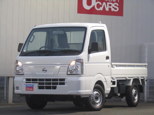 日産 DX 4WD M/T 未使用車