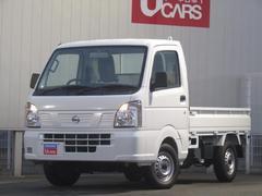 NT100クリッパートラックDX 4WD M/T 未使用車