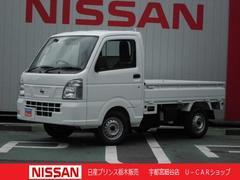 NT100クリッパートラックDX 4WD・5MT・登録済み未仕様車