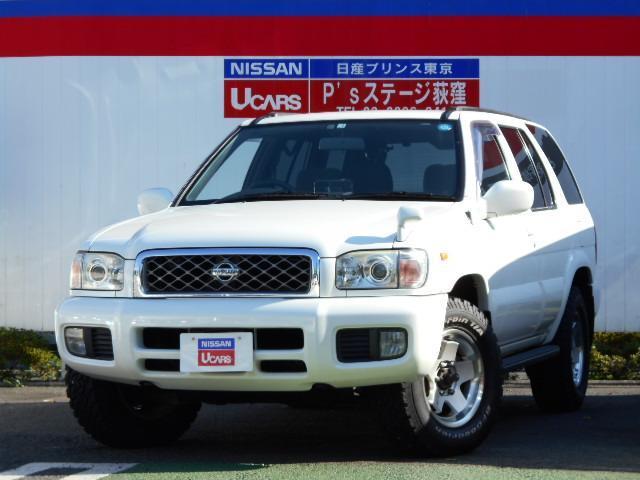 日産 R3m-R 4WD HDDナビ キセノン