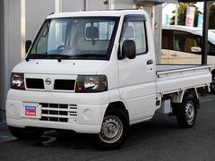 クリッパートラックトラック DX エアコン付 4WD