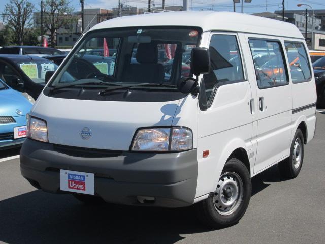 日産 バン DX 低床 シングルタイヤ 4WD