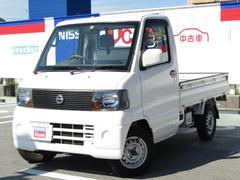クリッパートラックDX 5MT 4WD エアコンレス