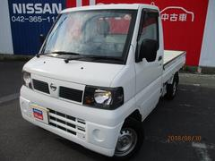 クリッパートラック三方開 SD 4WD