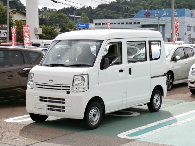日産 DX 4WD HR