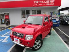 キックスRXターボ 4WD