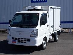 NT100クリッパートラックDX 冷蔵車 AT