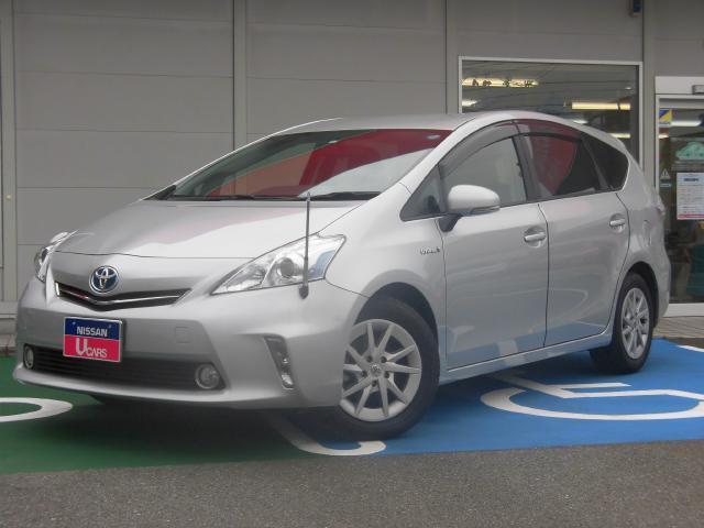 トヨタ S ETC バックモニター