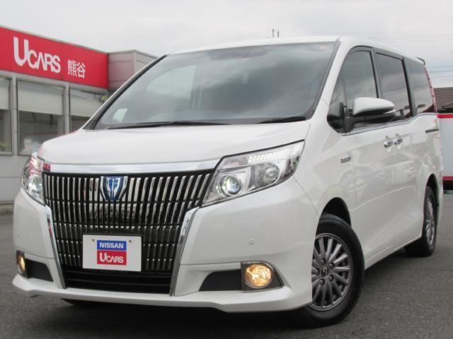 トヨタ ハイブリッドGi 7人 1オ-ナ-車 両側オ-トSD Mナビ