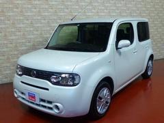 キューブ15X Vセレ マイキューブ 試乗車【特別金利!4.9%!】