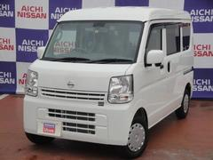 NV100クリッパーバンGX HR 【4WD リモコンキー 未使用車】