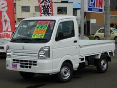 キャリイトラックKC パワステ 登録済み未使用車 4WD