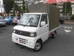クリッパートラックDX エアコン付 4WD パワステ