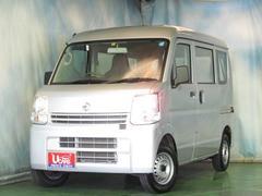 NV100クリッパーバンDX HR 5速マニュアル ★日産純正メモリーナビ★