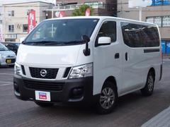 NV350キャラバンバンDX 低床 ロング 日産ワイド保証 4WD