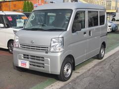 NV100クリッパーバンDXGLパッケージHR4WD《新車保管中ルーフ凹・現状販売》