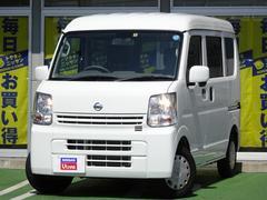 NV100クリッパーバンGXターボ ハイルーフ ★自動ブレーキ 4WD