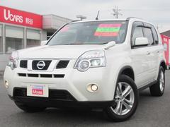 エクストレイル20GT S 4WDタ−ボ 1オ−ナ−車 キセノン Mナビ