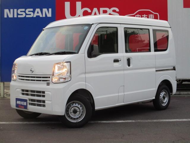 日産 DXハイルーフ5AGS車 4WD メモリーナビ ☆社用車☆