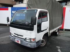 アトラストラック1.5t Wタイヤ 5速 幌付 低平床(木製荷台)