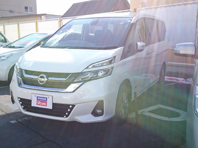 日産 X Vセレクション4WD ナビ LEDライト