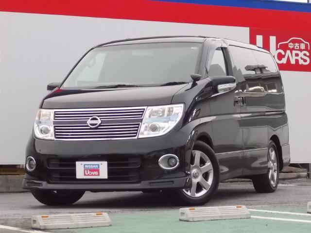 日産 250ハイウェイスターブラックレザーナビエディション V