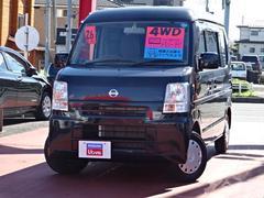 NV100クリッパーバンGX 4WD◆ワンオーナー