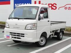 ハイゼットトラックエアコン・パワステ スペシャル 4WD 5MT