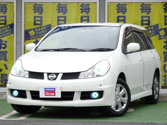 日産 15RXエアロ 純正メモリーナビ/ワンセグ バックモニター
