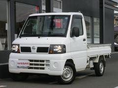 クリッパートラックDX 4WD MT車