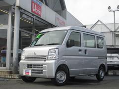 NV100クリッパーバンDX HR 4WD ○走行4524キロ○ ワンオーナー