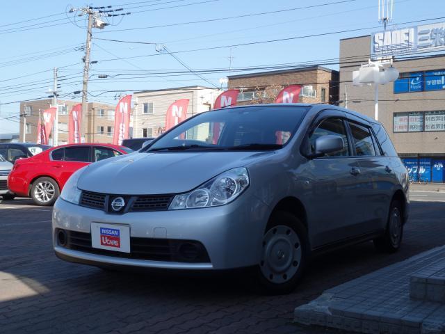 日産 M-FOUR 4WD 純正メモリーナビ 日産ワイド保証