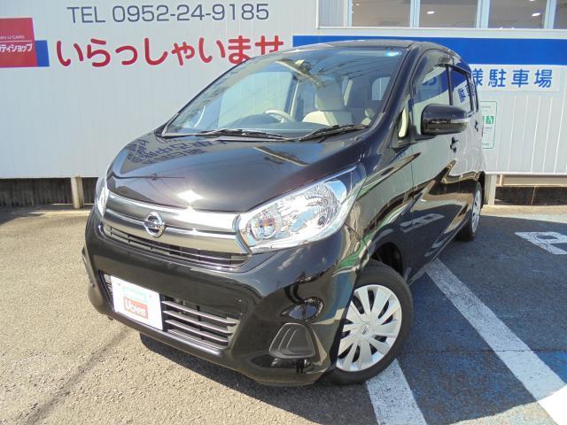 日産 X CD・自動ブレーキ付